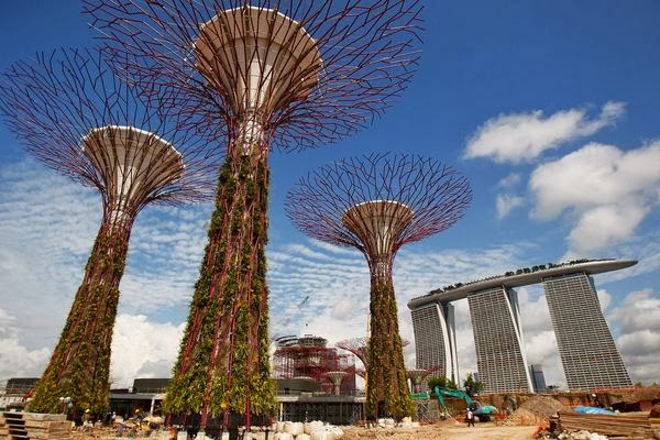 City Forest Singapore (Foto Dok National Geograpich)