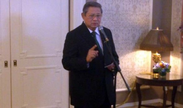 Presiden SBY. (dok setkab)