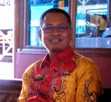 Sutono, Sekkab Lampung Selatan