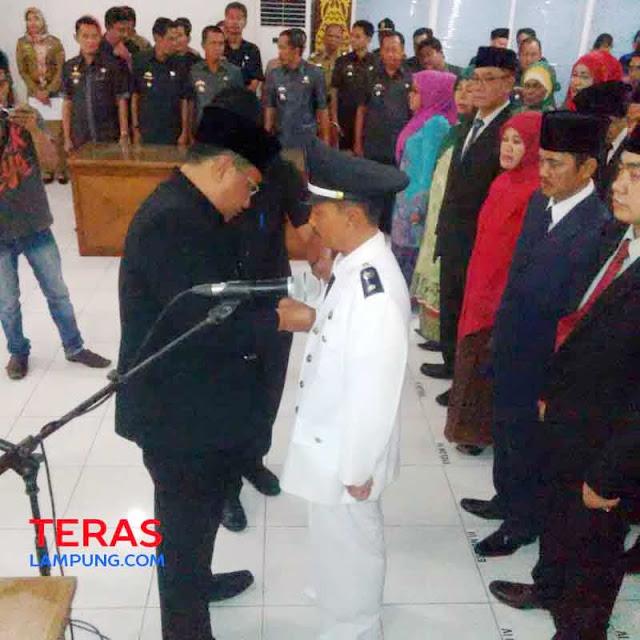 Rolling Pejabat Lampung Utara