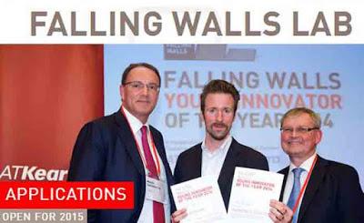 Beasiswa untuk Jurnalis dan Blogger dari Falling Walls