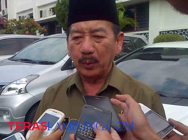 Wabah Diare di Bandarlampung, Herman HN Ajak Warga Perhatikan Kebersihan