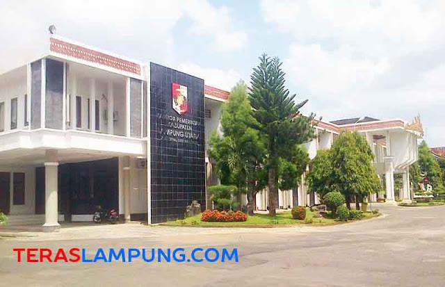 Kantor Pemkab Lampung Utara (ilustrasi)