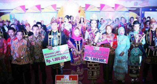Inilah Muli-Mekhanai Provinsi Lampung 2015