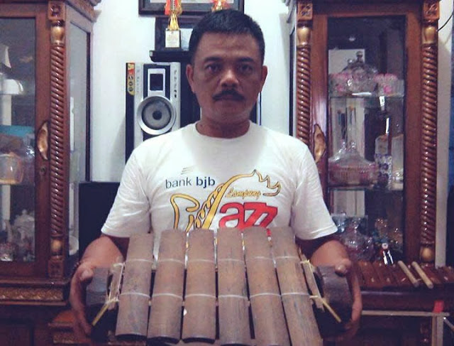 Komite Tradisi DKL Gelar Workshop Gamolan Pekhing