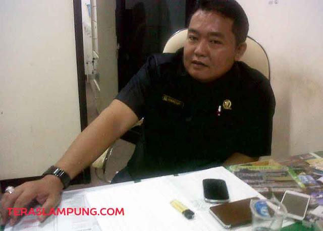Anggota DPR RI dari Lampung Bambang Suryadi Wafat