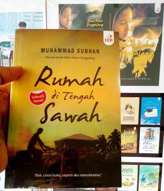 """Pegiat FAM Indonesia akan Luncurkan Novel """"Rumah di Tengah Sawah"""""""