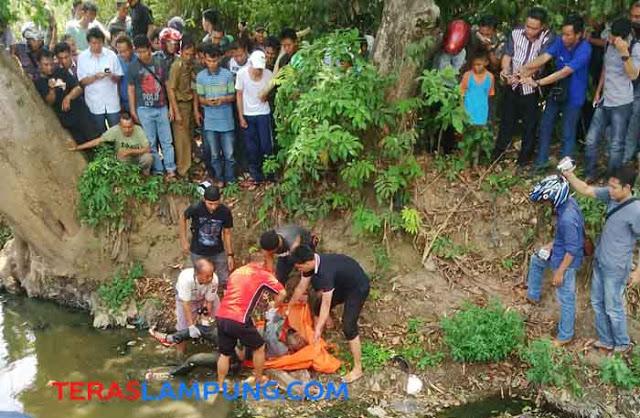 Mayat Perempuan Membusuk Ditemukan di Jurang Sumur Putri