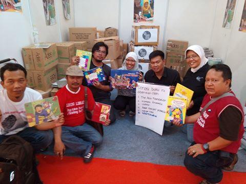Donasi Buku untuk Indonesia Membaca