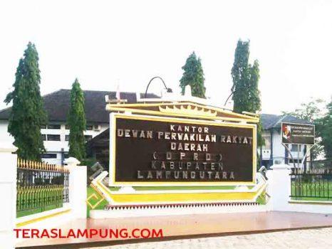 Selama Lima Tahun, DPRD Lampung Utara Hanya Rampungkan 42 Perda
