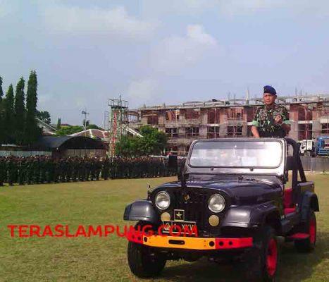 Korps Brimob Siap Amankan Pilkada di 8 Kabupaten-Kota di Lampung