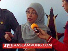 Kepala BPS Lampung Yeane Irmaningrum