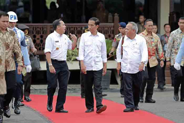 Jokowi Kaget Lihat Kemajuan Proyek Tol Trans Sumatera di Sabah Balau Sangat Cepat