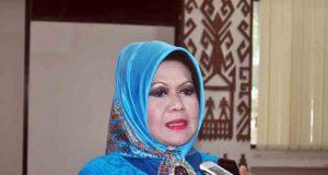 Kepala Dinas Kesehatan Lampung, dr. Reihana