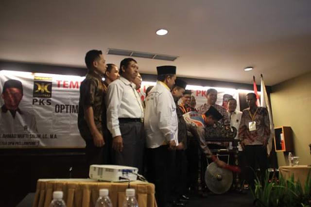 Fraksi PKS DPRD Provinsi Lampung Luncurkan Hari Aspirasi