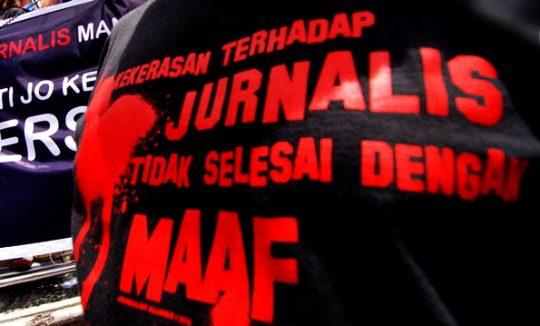 Kekerasan Terhadap Jurnalis, Polda Sulsel Tetapkan 4 Polisi Sebagai Tersangkai