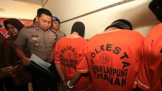 Ini Alasan Tersangka Bunuh Siswa SMKN 2 Bandarlampung Secara Biadab