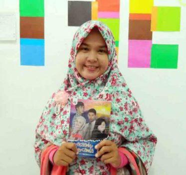 "Nova Eka Putri Rilis Novel ""Perasaanku Tak Sebercanda Itu"""
