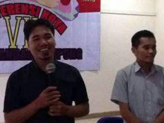 Padli dan Wandi Barboy, Ketua dan Sekretaris AJI Bandarlampung 2016-2019