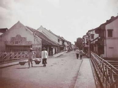 Sekolah Tionghoa tempo dulu di Metro, Lampung (Ilustrasi)