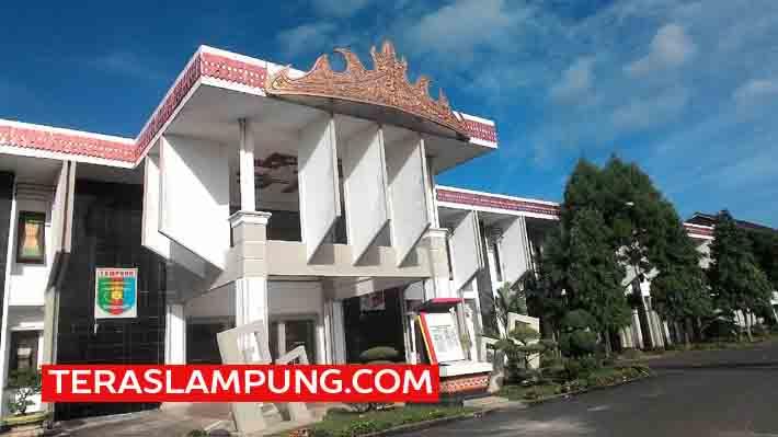 Kantor Pemkab Lampung Utara