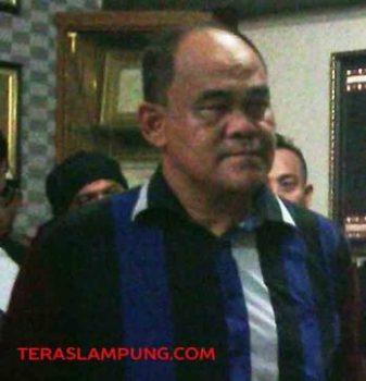 Direktur Reserse Kriminal Umum Polda Lampung,Kombes Zarialdi