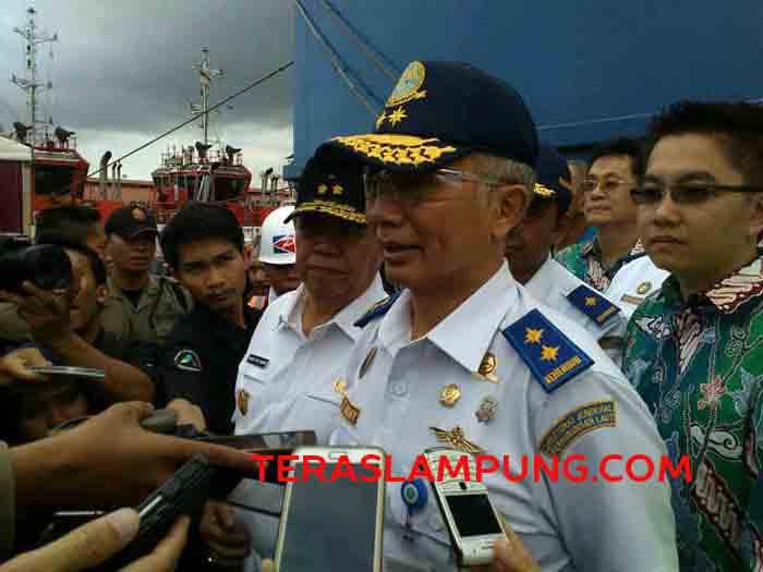 Kapal Tol Laut Pelabuhan Panjang - Tanjung Priok