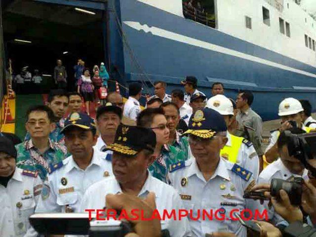 Tol Laut Lampung - Jakarta