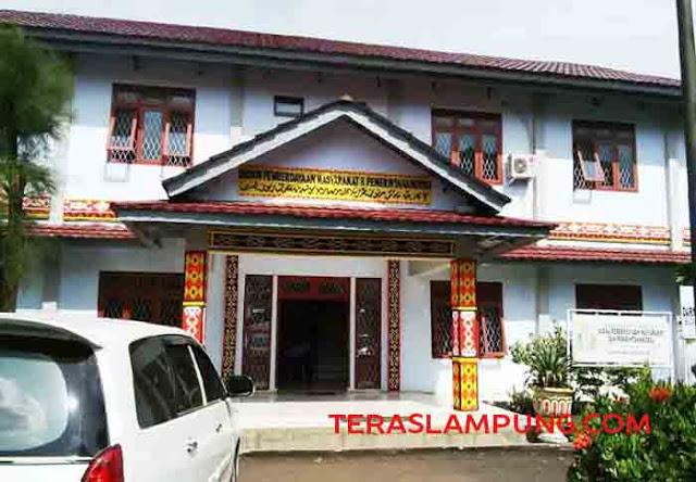 Kantor BPMPD Lampung Utara