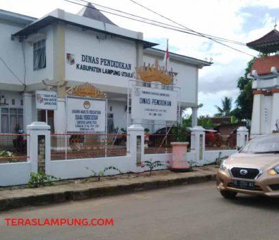 Proyek DAK Pendidikan di Lampung Utara akan Gunakan Sistem Lelang