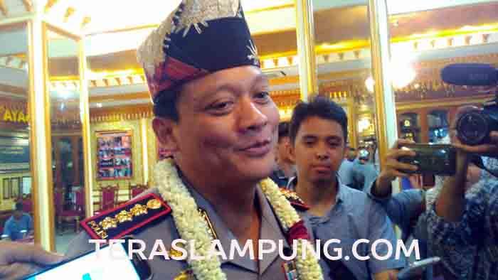 Jabatan Wakapolda Lampung: Pangkat Brigjen Itu Bukan untuk Khrisna Murti