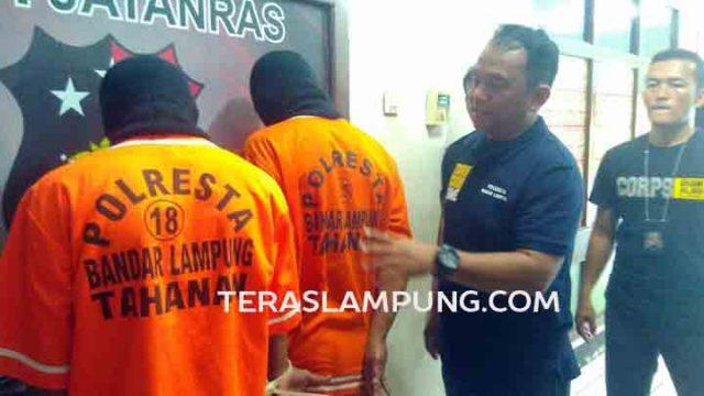 Spesialis Pencuri di rumah kosong di Lampung