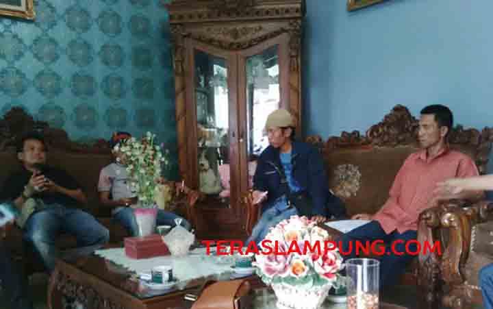 Uang pelicin proyek desa di Lampung Utara