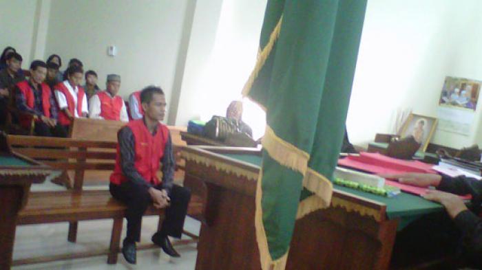 Bunuh Adik Tiri, Anggota Polsek Telukbetung Utara Terancam Hukuman Mati