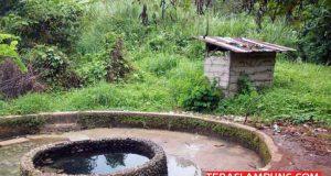 Sumur Putri di pinggir Kota Bandarlampung