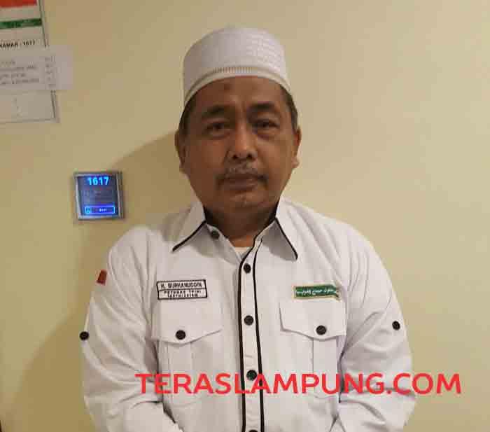 TPIH Kloter 40, Burhanuddin