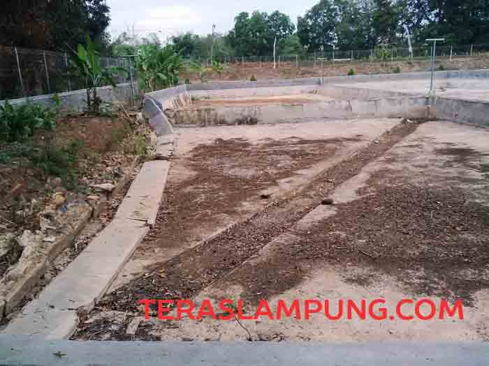 Balai Benih Ikan Tanjung Seneng Lampung Utara