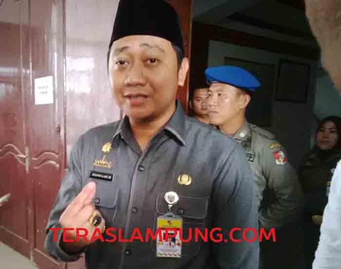 Dugaan Pungli Proyek Prona, Bupati Lampung Utara Belum Tahu Hasil Penyelidikan Inspektorat