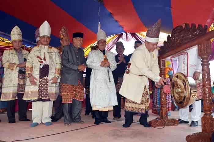 Bupati Mustafa Luncurkan Kampung Wisata Terbanggibesar