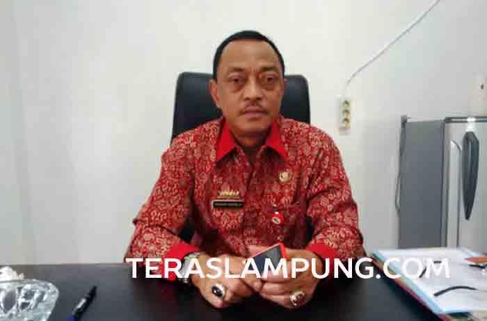 Kepala Dinas Perikanan Lampung Utara, Paswani Hasyim