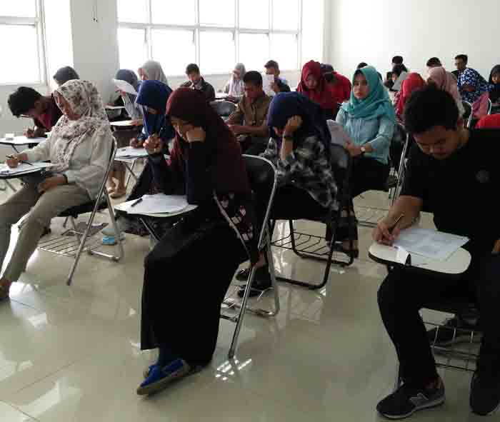 """Itera Gelar """"Try Out"""" SBMPTN """"Light up Your Future"""""""