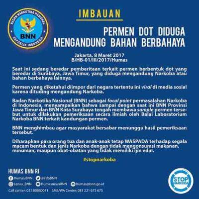 Hingga 2014, Ada 53.328 Pengguna Narkoba di Lampung