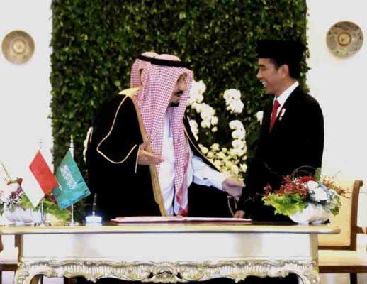Raja Salman: Semoga Kunjungan Ini Berkontribusi Tingkatkan Hubungan RI – Arab Saudi