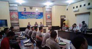 Ketua Tim Penilai KTL Kombes Polisi Darto Juhartono (Mabes Polri) menjelaskan seputar penilaian dan manfaat KTL di daerah, Rabu (5/4/2017).