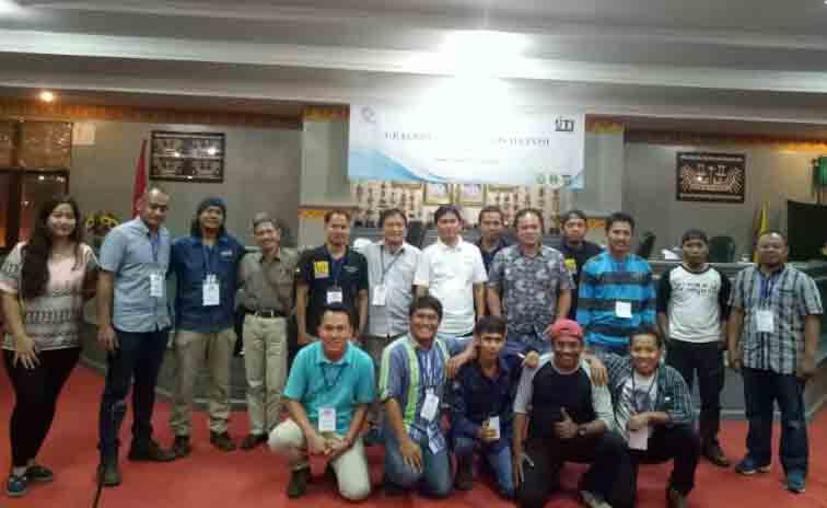 UKJ TV, 13 Jurnalis Lampung Dinyatakan Kompeten