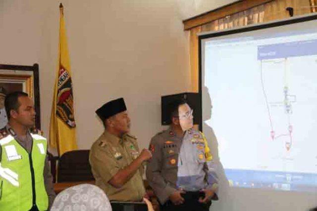 Mudik Idul Fitri 2017, Inilah Empat Jalur Alternatif di Lampung Tengah