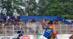 Lampung Sakti mengalahkan PS Bengkulu 3-0