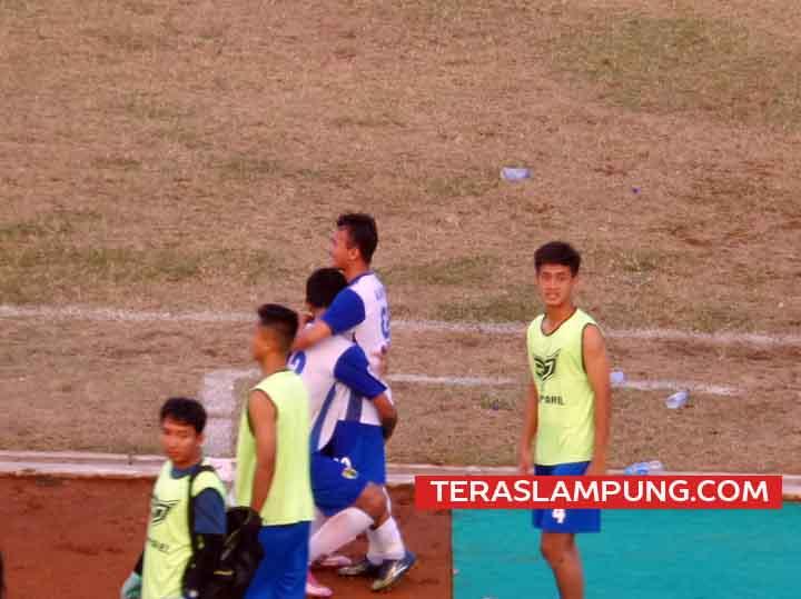Dikalahkan Persikad Depok 1-0, Harapan Lampung FC Kandas