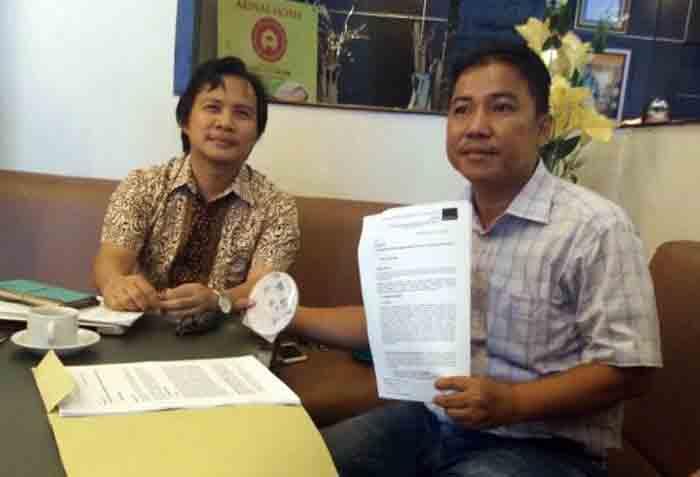 Protes lolosnya dua calon anggota Bawaslu Lampung