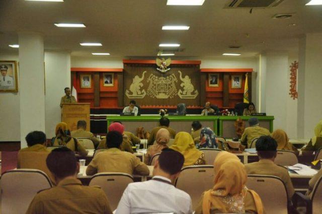 FGD KPJU unggulan UMKM Provinsi Lampung